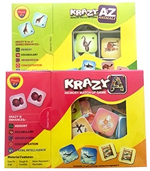 Krazy Combo Games Set 7 - A To Z And Krazy A MM