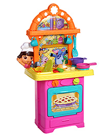Dora The Explorer Kitchen- 20 Play Pieces