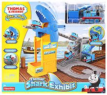 Thomas And Friends Shark Exhibit