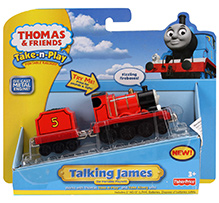 Thomas And Friends Take N Play Talking James