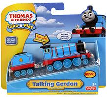 Thomas And Friends Talking Gordon