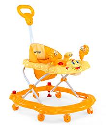 Luv Lap Sunshine Musical Baby Walker - Yellow