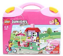 Lego House Suitcase