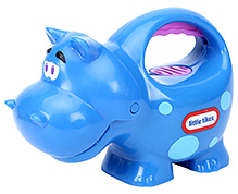 Little Tikes Glow N Speak Hippopotamus - Blue