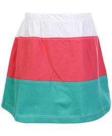 Dreamszone Tri Colour Skirt
