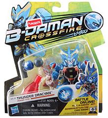 B Daman CrossfireThunder Dracyan