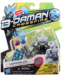 B Daman Crossfire Lightning Fin