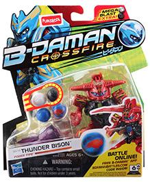 B Daman Crossfire Thunder Bison
