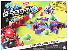 B Daman Crossfire Vertigo Spin Arena