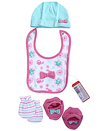 FS Mini Klub Baby Gift Set- 4 Pieces