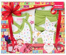 Morisons Baby Dreams Apparel Gift Box - Green