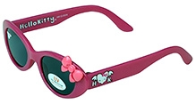 Hello Kitty Sunglasses with Cute Bow- Purple