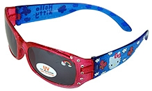 Hello Kitty Sunglasses- Red and Blue