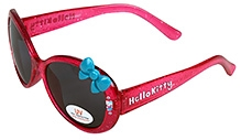 Hello Kitty Sunglasses with Cute Bow- Red