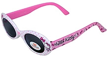 Hello Kitty Sunglasses- Pink and White