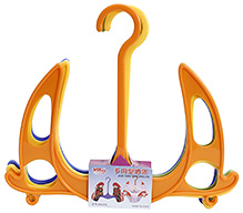Fab N Funky Multi Colour Hangers - Set of Four