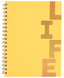 Archies Life Printed Notebook - 192 Pages