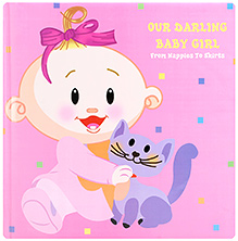 Archies Baby Record Book - GIrl