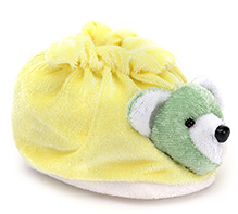 Morison Baby Dreams Baby Booties - Yellow
