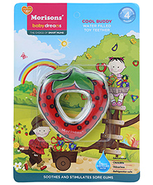 Morison Baby Dream Water Filled Toy Teether - 4 Months +