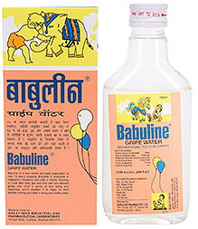 Babuline Gripe Water 135ml