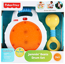 Fisher Price Jammin Beats - Drum Set