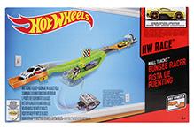 Hotwheels HW Race Wall Tracks Bungee Racer