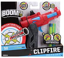 Boomco Clipfire Blaster