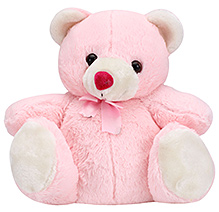 IR Soft  Pink Teddy Bear - 30 cm
