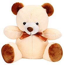 IR Soft Cream Teddy Bear - 30 cm