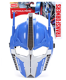 Transformers Optimus Prime Mask Blue - 5 Years+