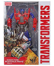 Transformer Optimum Prime Evapasion Buildable Figure