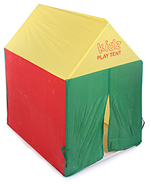 Luvely Play Tent House - Multi Color