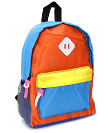 Fab N Funky School Bag - Orange