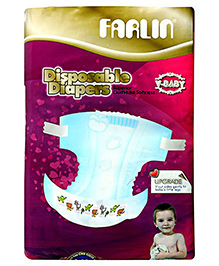 Farlin Disposable Baby Diapers XL - 18 Pads