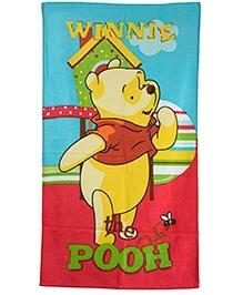 Sassoon Winnie The Pooh Printed Towel