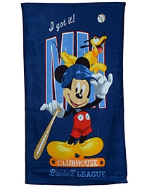 Sassoon Mickey Mouse Printed Towel