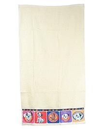 Sassoon Dalmations Printed Towel