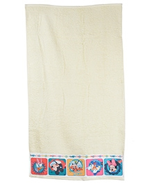 Sassoon Mickey Mouse And Friends Printed Towel