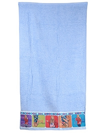 Sassoon Hanna Montana Printed Towel