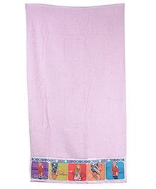 Sassoon Hanna Montana Printed Towel