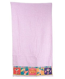 Sassoon Phineas and Ferb Printed Towel
