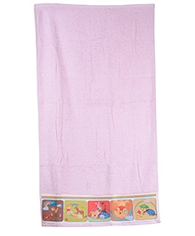 Sassoon Winnie The Pooh And Friends Printed Towel