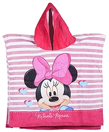 Sassoon Minnie Mouse Printed Poncho