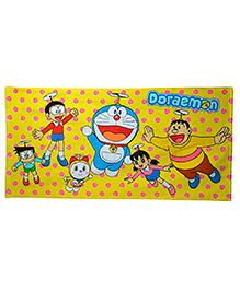 Sassoon Bath Towel Happy Doraemon Print
