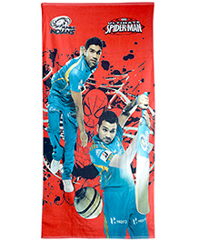 Sassoon Mumbai Indians Digital Printed Towel