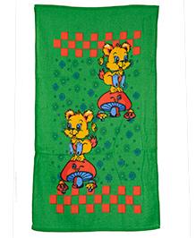Sassoon Animal Printed Towel