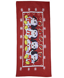 Sassoon Dog Printed Towel
