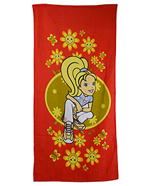 Sassoon Girl Printed Towel
