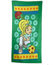 Sassoon Girl Printed Towel